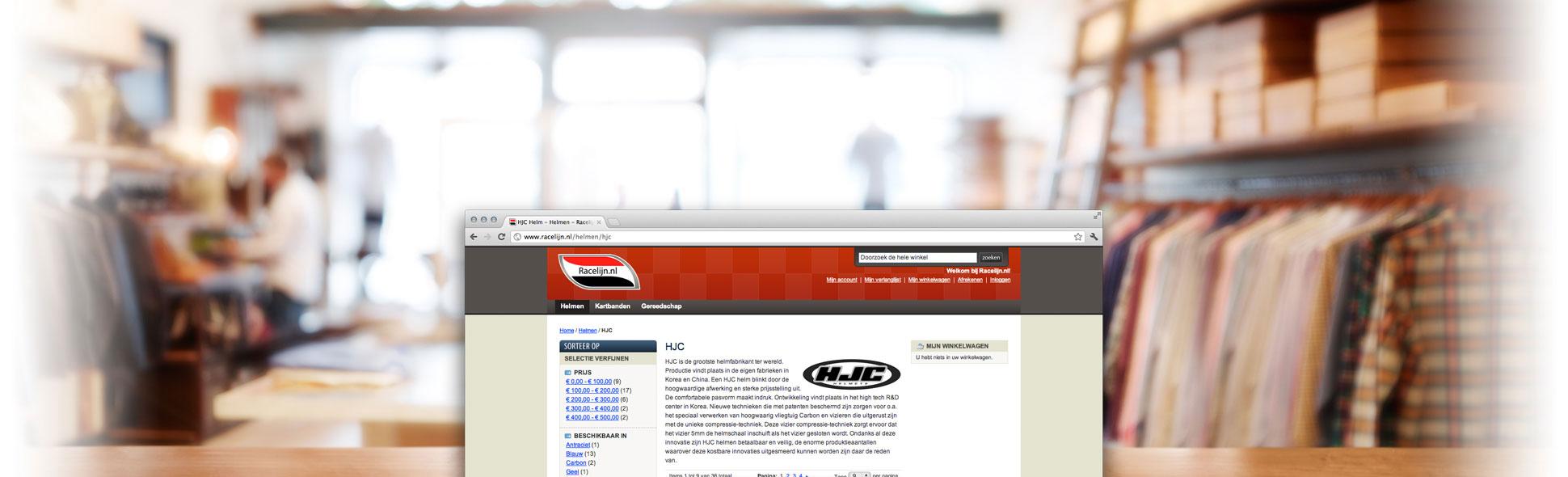 Webwinkel leasen - verhoog uw omzet en profiteer van de verkopen via internet